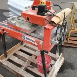 Used Brick/tile/concrete saw