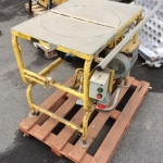 Used Wood cutter